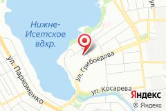 Екатеринбург, Чкаловский район, микрорайон Химмаш, ул. Грибоедова, 13
