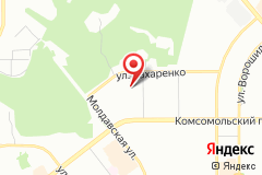 Челябинск, улица Захаренко, 11 Б