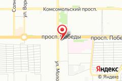 Челябинск, улица Молодогвардейцев, 31к1