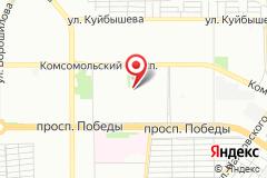 Челябинск, Комсомольский проспект, 37В