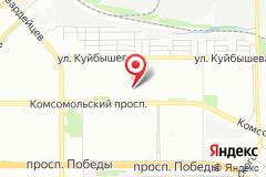 Челябинск, Комсомольский проспект, 34Д