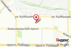 Челябинск, Комсомольский проспект, 34, лит. А