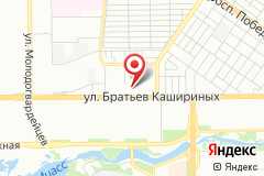 Челябинск, улица Братьев Кашириных, 68