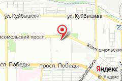 Челябинск, Комсомольский проспект, 33Д