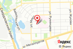 Челябинск, улица Дружбы, 4А