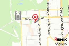 Челябинск, улица Сони Кривой, 54