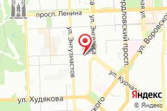Челябинск, улица Энгельса, 44 Д