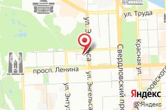 Челябинск, ул. Энгельса, д. 26А, пом. 3