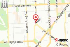 Челябинск, ул. Энгельса, д. 44г