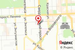 Челябинск, ул. Сони Кривой, д. 43, к. А