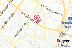 Челябинск, улица Доватора, 11