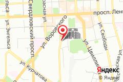 Челябинск, улица Елькина, 63а