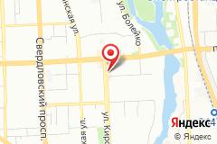 Челябинск, улица Кирова, 1