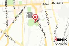 Челябинск, ул. Цвиллинга, д. 50