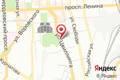 Челябинск, ул Цвиллинга, 49