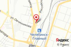 Челябинск, улица Свободы, 110Б