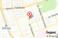 Челябинск, улица Горького, 56А