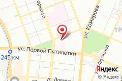 Челябинск, Салютная улица, 25