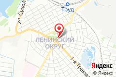 Омск, улица Ульянова, 1