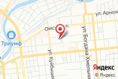 Омск, улица Звездова, 101А