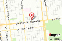Омск, ул. Масленникова, д. 25