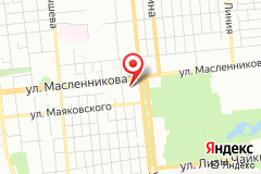 Омск, ул. Масленникова, д. 80