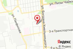 Омск, ул. 2-я  Транспортная, д. 61