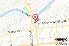 Омск, ул. Арнольда Нейбута, д. 91