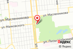 Омск, ул. Маяковского, д. 96