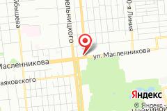 Омск, ул. Шебалдина, д. 170