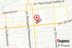 Омск, улица 10 лет Октября, 127