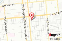 Омск, улица Лермонтова, 127Е