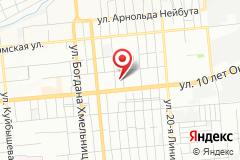 Омск, улица 10 лет Октября, 141А