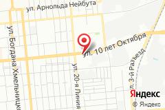 Омск, улица 10 лет Октября, 166/1