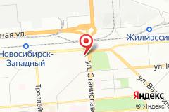 Новосибирск, ул. Широкая, д. 1, лит. А