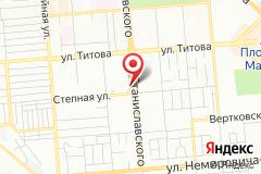 Новосибирск, ул. Станиславского, д. 20