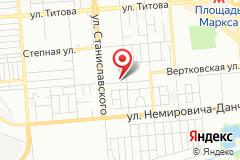 Новосибирск, ул. Вертковская, 36/1