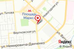 Новосибирск, ул. Сибиряков-Гвардейцев, д. 1