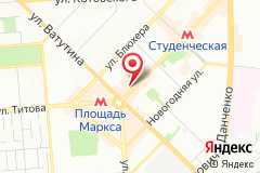 Новосибирск, пр. Маркса, д. 5