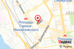Новосибирск, Вокзальная магистраль, д. 6, к. 1