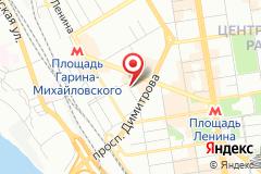 Новосибирск,  Комсомольский просп., 24, оф. 521