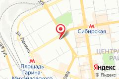 Новосибирск, улица Челюскинцев, 44