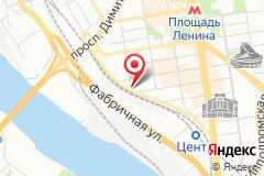 Новосибирск, ул. Коммунистическая, д. 1