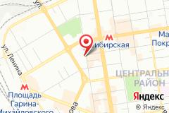 Новосибирск, ул. Советская, д. 77, лит. В