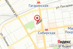 Новосибирск, ул. Советская, д. 52, лит. А