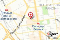 Новосибирск, Вокзальная магистраль, д. 16