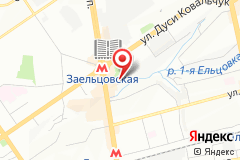 Новосибирск, улица Дуси Ковальчук, 274