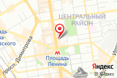 Новосибирск, ул. Ядринцевская, д. 14