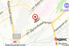 Новосибирск, ул. Медкадры, д. 9