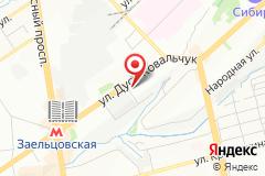 Новосибирск, ул. Дуси Ковальчук, д. 378, к. А